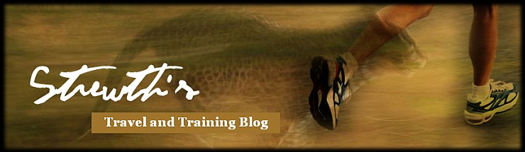 Strewth&#39;s Training Blog